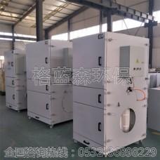 青岛滤筒除尘器厂家,一体式滤筒除尘器,脉冲除尘器一体机
