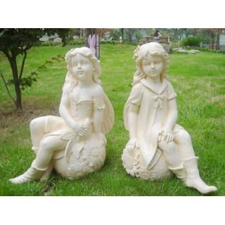 欧式雕塑石雕的风格特点