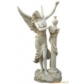 西方文化的雕塑艺术美