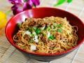 湖北武汉最出名的小吃——热干面