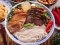 广西桂林的特色传统名小吃——桂林米粉