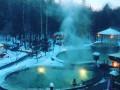 东北最好的温泉体验地——吉林长白山蓝景温泉度假酒店