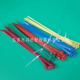 尼龙扎带规格型号表,尼龙扎带专业生产商,广东鸿骅
