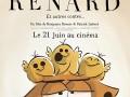 法国高分动画电影《大坏狐狸的故事》:用简单的画面和故事传递深刻的温暖和人性