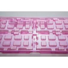 安庆粉色抗静电吸塑托盘厂家