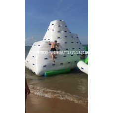 湛江充气水上闯关运动玩具出租充气皮筏艇充气水上闯关