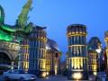 中国第一家世界级电影主题娱乐园——长影世纪城