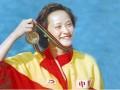 中国第一位奥运会跳板跳水金牌获得者——高敏
