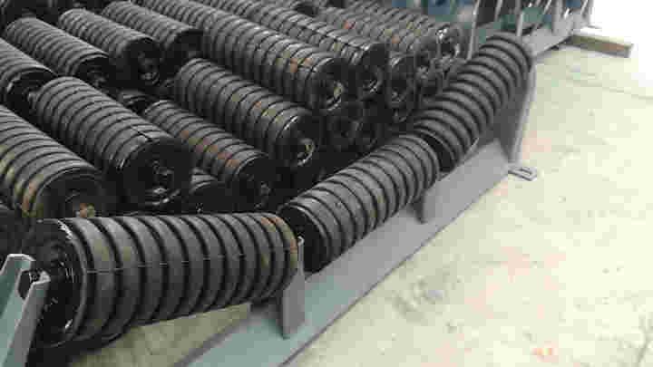 缓冲托辊组、印刷辊、橡胶制品