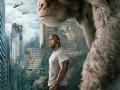 好莱坞怪兽灾难片《狂暴巨兽》即将强势上映!巨石强森和猩猩组队打怪