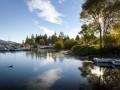 加拿大第一大湖——大熊湖