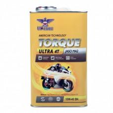 油之陆USLUBE全合成摩托车机油**4T10W40/1L装