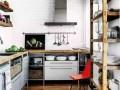 小户型如何拥有大格局的厨房间?尝试这4中方法吧!