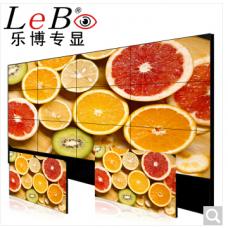 乐博 原装55寸1.7mm高清液晶拼接屏KTV网咖工业商用