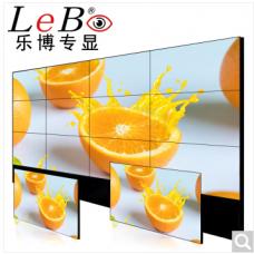 乐博LeB 原装三星超窄边46寸1.7mm高清无缝液晶拼接屏
