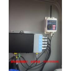 供应施工机械高压架空线路下防触电设备