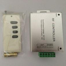 共负共阴RGB控制器 4键RF遥控24A 共阴RGB调光器