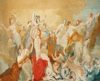 奥林匹斯十二大主神