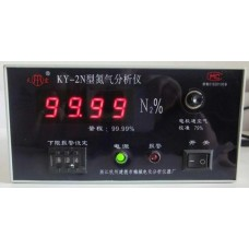 氮氣分析儀KY-2N測氮儀 氮氣解析儀 氮含量(濃度)測定儀