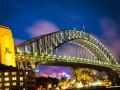 悉尼大桥为什么号称世界第一单孔拱桥?有什么建筑特色?
