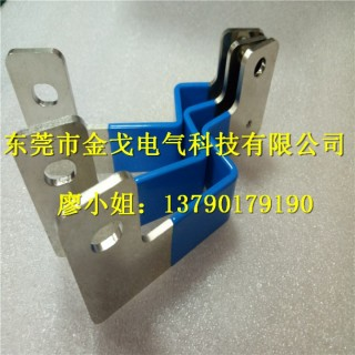 耐电压粉末喷涂铜排 0.3-0.5常规涂层导电铜排绝缘层