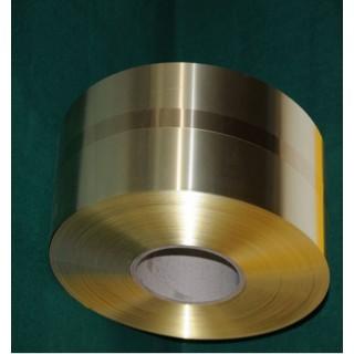镀锌黄铜带 H62半硬黄铜带 冷轧高精 H62黄铜棒