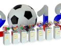 俄罗斯世界杯倒计时,32支参赛球队分组名单,西班牙和葡萄牙提前上演!