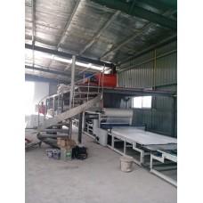 轻质保温复合墙体板生产线