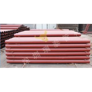 深圳管材|深圳铸铁排水管|管件|卡箍连接