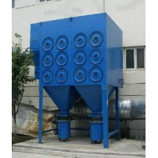 滤筒除尘器,滤筒袋式除尘器专业制作厂家-河北天宏