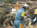 日本近期暴雨195人遇难 救援仍在进行中