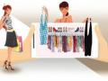 每个女人的衣柜里总是少一件衣服 所以有了共享衣橱……