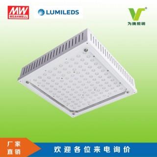 节能省电LED加油站灯北京天津太原LED油站应急灯