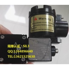 SIL3认证BDV510C5-024电磁阀粉尘防爆线圈