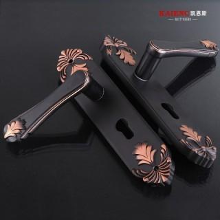 广东凯恩斯智能指纹锁机械门锁五金配套厂家