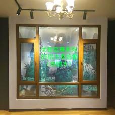 85铝木窗