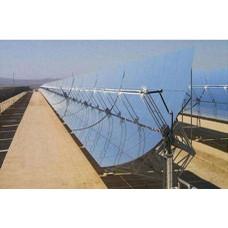 大小槽集熱系統太陽能