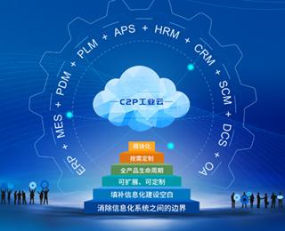 C2P工业云——企业上云一站式解决方案
