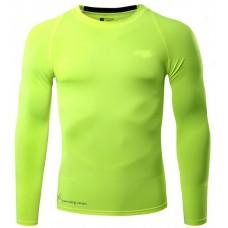 广州专业生产四针六线紧身衣t恤速干衣弹力紧身健身服