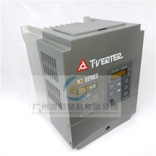 TECO东元台安变频器7200MA 0.75KW 1.5KW