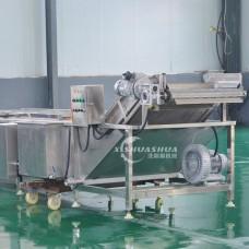 洗刷刷XSS-5000苹果气泡清洗机 果蔬气泡清洗机