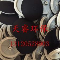 北京永远不堵的曝气头气液界面面积大不产生孔眼堵塞