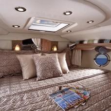 改装游艇房车灯,LED灯,金属天花灯,室内筒灯,内顶灯
