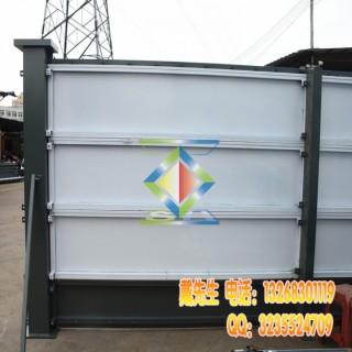 厂家生产广州新标准钢结构装配式围挡