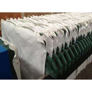 陶瓷行业用压泥机滤布 高岭土专用耐磨丙纶滤布