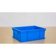 蘇州迅盛塑料周轉箱EU韓系物流箱320*110塑料箱工廠定制