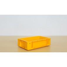 蘇州迅盛塑料周轉箱EU韓系物流箱340*110塑料箱廠家批發