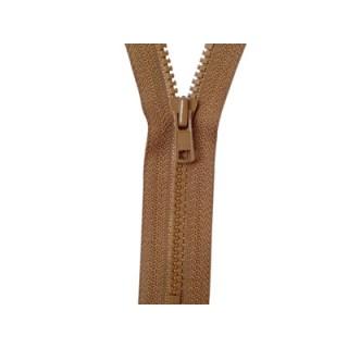 厂家直销正品YKK3号金铜开口拉链