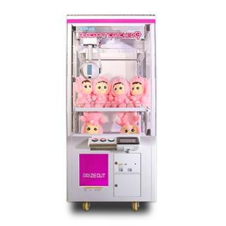 定品两爪礼品机两爪娃娃机日本娃娃机网红机厂家直销游戏机口红机