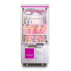 定品兩爪禮品機兩爪娃娃機日本娃娃機網紅機廠家直銷游戲機口紅機